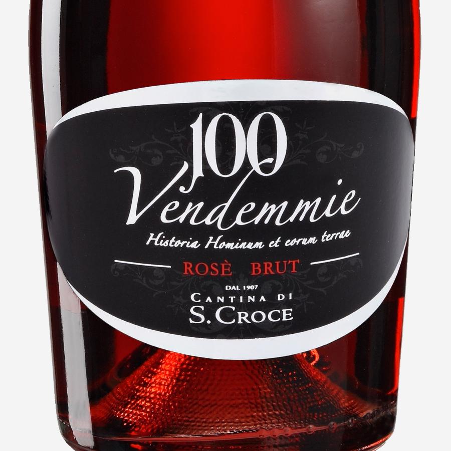 Linea-100-Vendemmie-etichetta-spumante-rose-brut