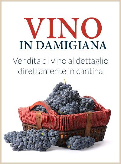 vino damigiana